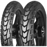 Покрышка  Митас 100/80-17 52R TL  MC32  WIN SCOOT